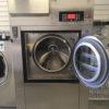 IPSO IY335 kõrgfuugiga pesumasin, mis mahutab 33-37kg pesu.