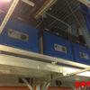 VEGA liinikuivatid DT120G, mis paigaldati metallkonstruktsiooni peale lae alla, et hoida kokku põrandaruumi