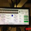 VEGA tunneliliini ja liinikuivatite jälgimise lisaekraan
