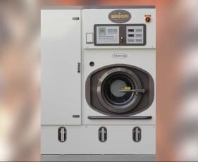 Union XL-XP seeria keemilise puhastuse masin