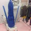 SILC S_AV aurumannekeen ja seinale kinnitatud HAWOpack kilepakkemasin HP 630 KW