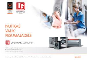 IPSO ametlik partner Unimak Grupp OÜ
